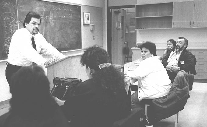 1991 students in class