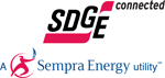 SDG&E Connected Logo small